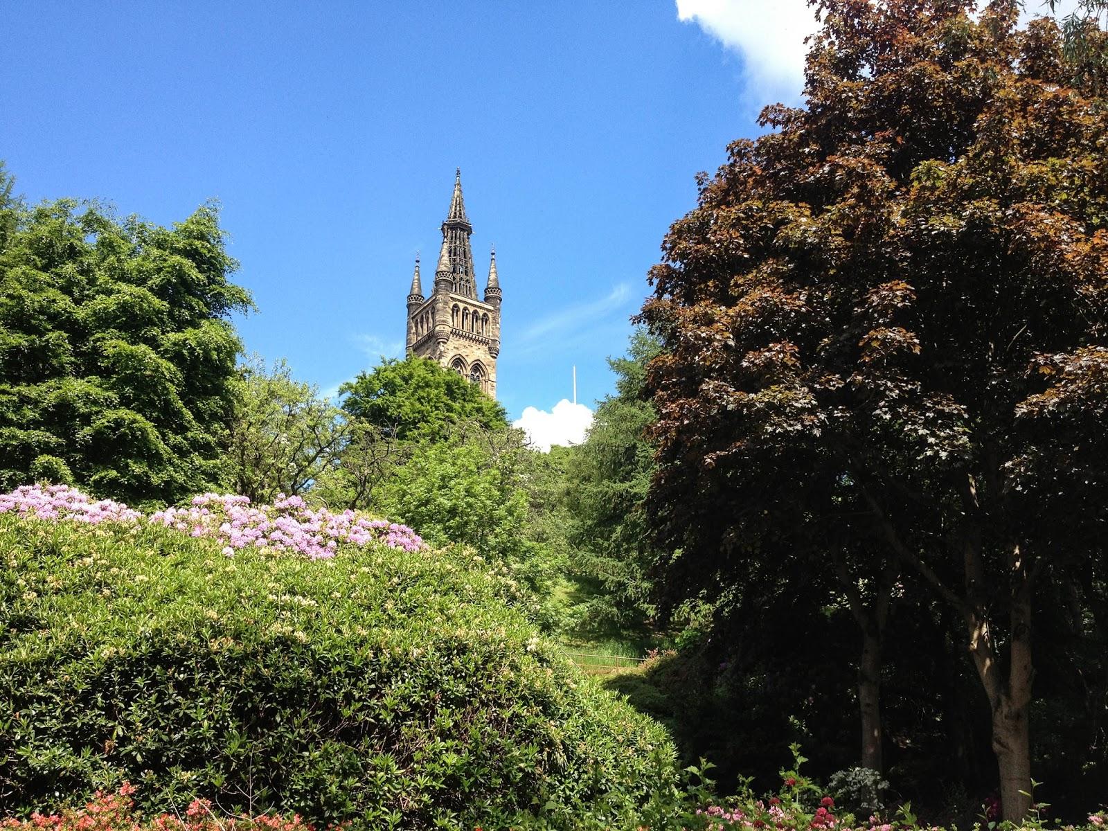 Ein Sommer-Wochenende in Glasgow | Reisefreunde