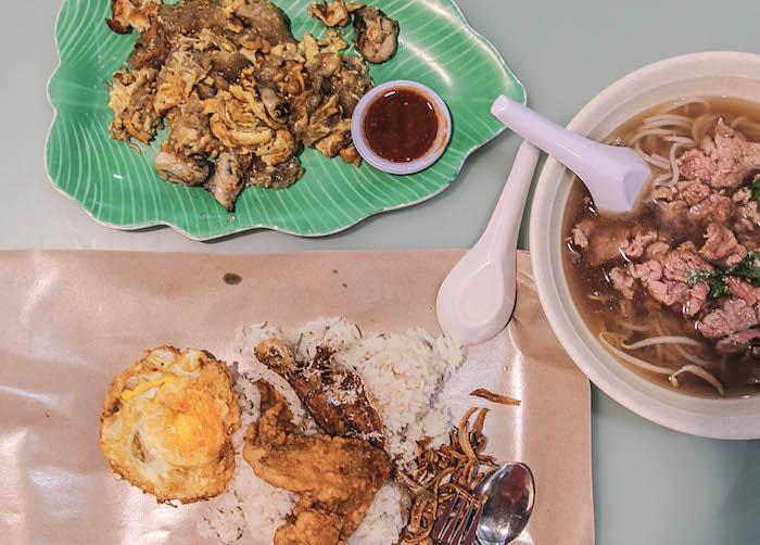 Alexander Food Centre Singapore