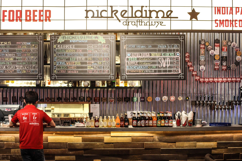 Drafthouse Nickeldime Singapore