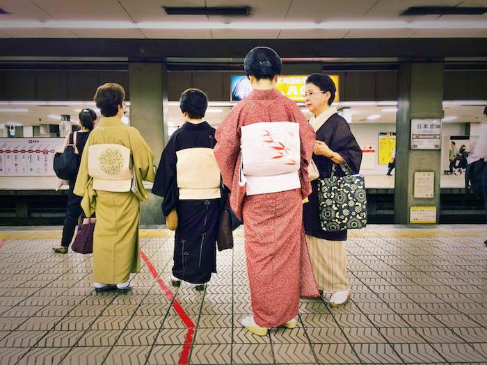 UBahn in Osaka Reisefreunde