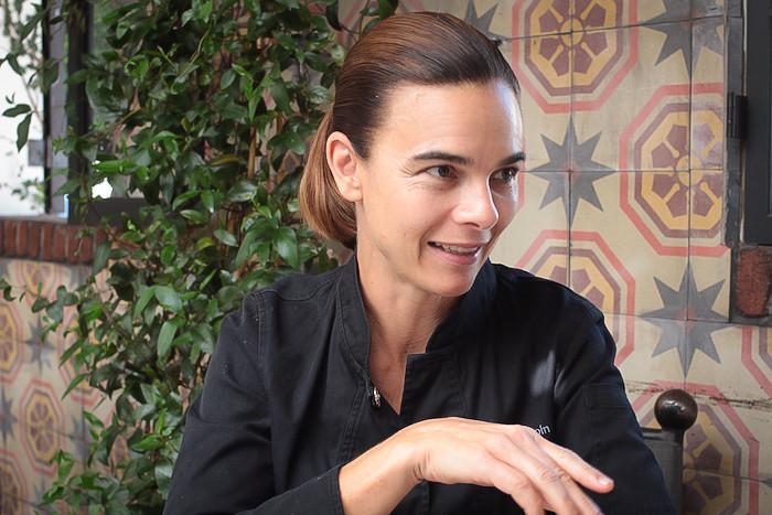 Suzanne Goin Portrait