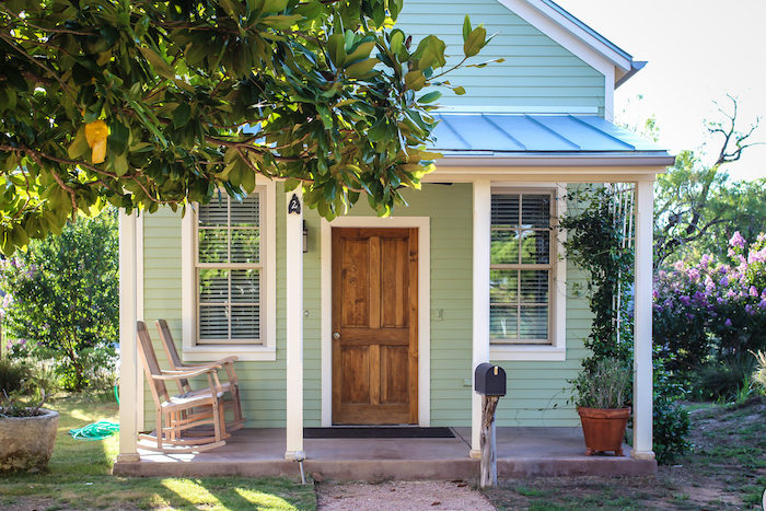 Fredericksburg Texas Guide Hotel Herb Farm 2