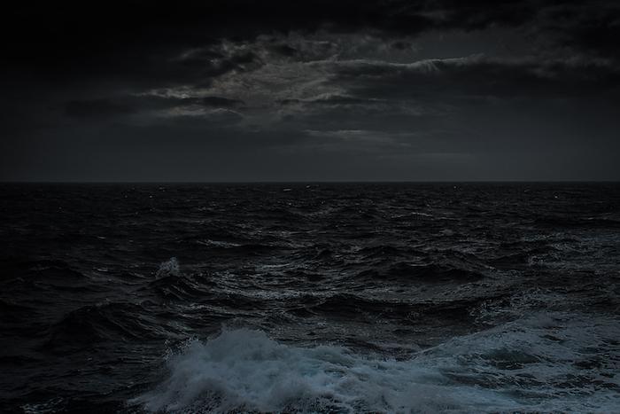 Drake Passage Nachts