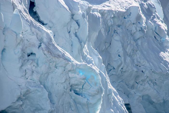 Eisberge Cuverville Island MS Midnatsol Antarktis 2