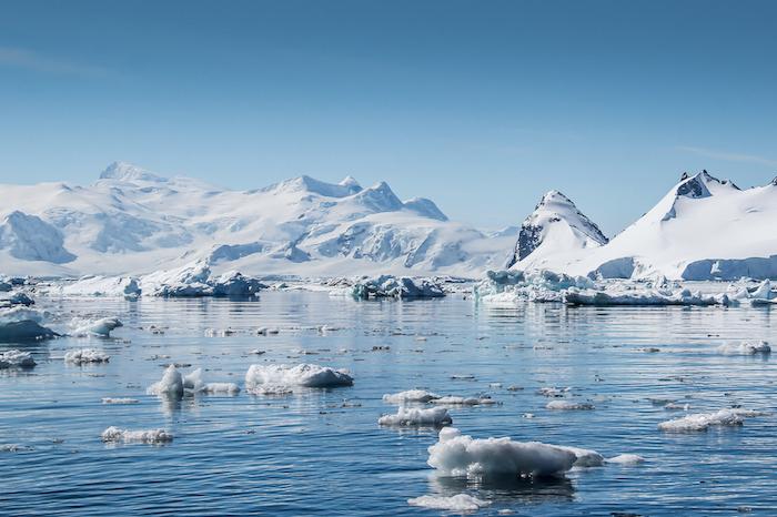 Eisberge Cuverville Island MS Midnatsol Antarktis 3