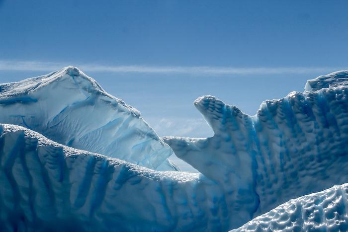 Eisberge Cuverville Island MS Midnatsol Antarktis 4