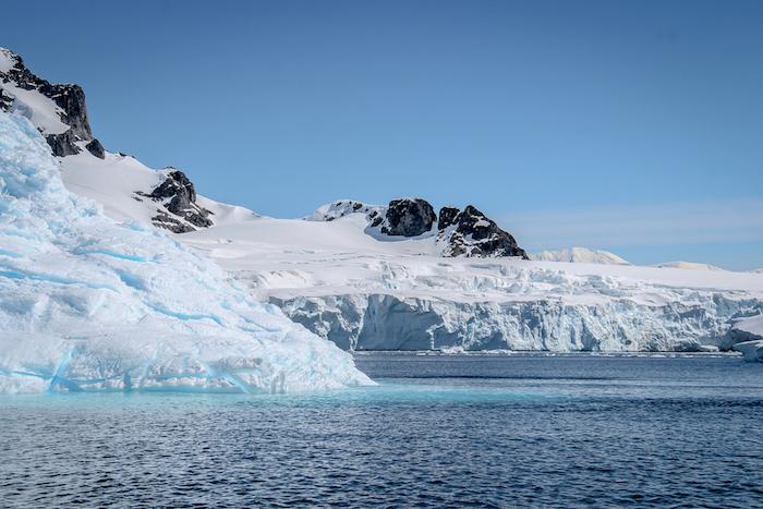 Eisberge Cuverville Island MS Midnatsol Antarktis16