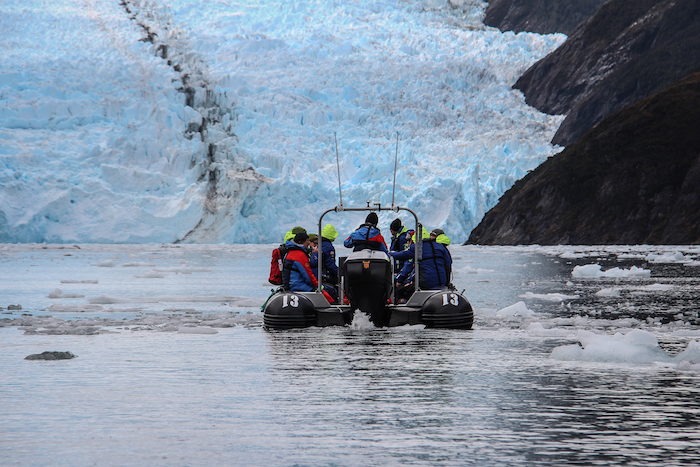 Garibalid Fjord MS Midnatsol 3