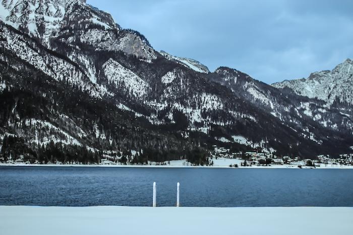 Achensee Pertisau Winterzauber