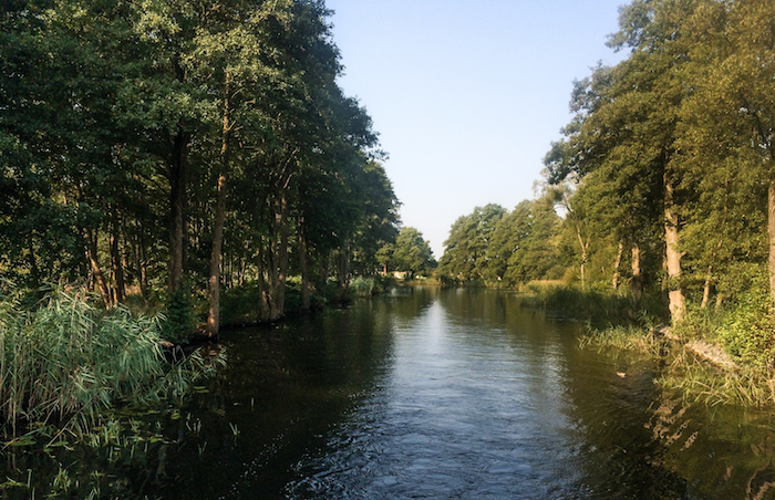 Hausbooturlaub Kanaele Brandenburg