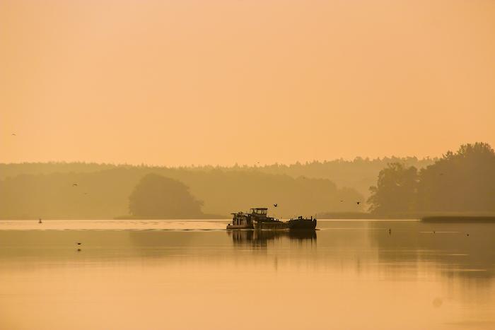 Hausbooturlaub Mecklenburger Seenplatte