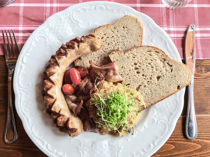 Moesernsee Seeufer Restaurant