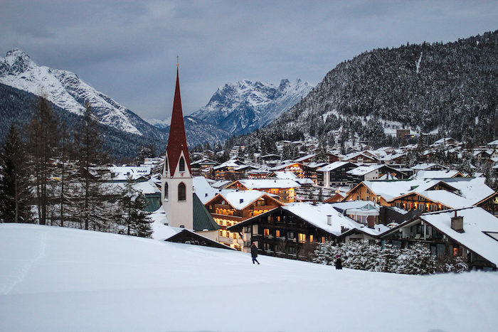 Seefeld Winterzauber Tirol