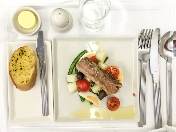 Singapore Airlines A350 Book the Cook Business Class