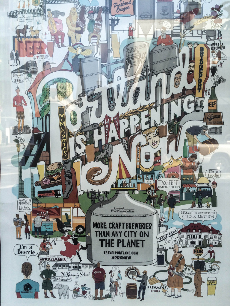 Happening now Portland