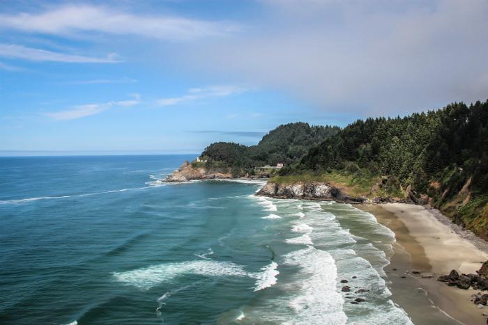 Pazifik Kueste Oregon Roadtrip
