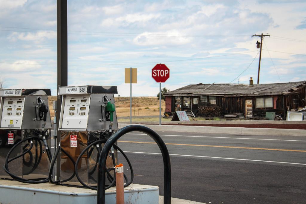 Shaniko Oregon Roadtrip_