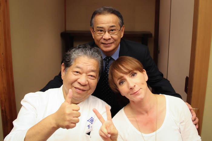 Chef Yoshihiro Murata Kyoto Kikunoi Kaiseki Reisefreunde