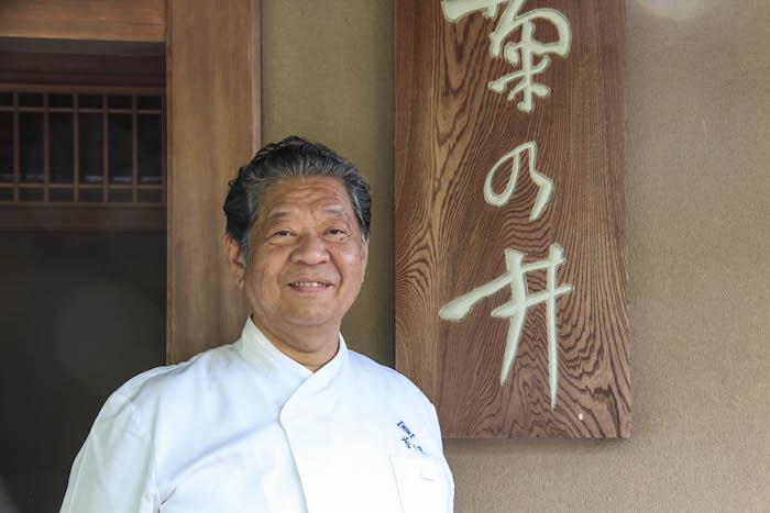 Chef Yoshihiro Murata Kyoto Kikunoi