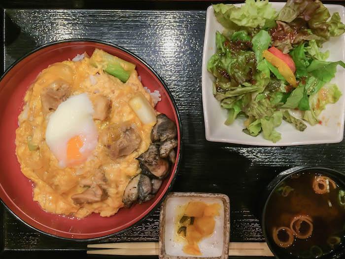 Essen am Bahnhof Osaka Reisefreunde