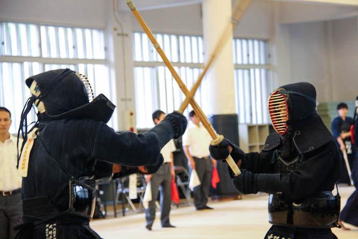 Kendo in Osaka Reisefreunde