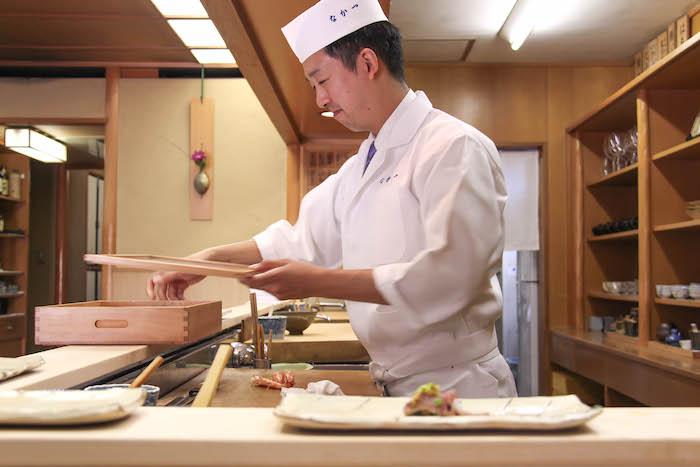 Nakaichi Sushi Kyoto 4