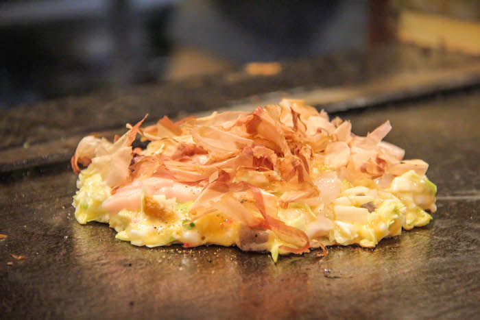 Okonomiyaki Mizuno Osaka Reisefreunde