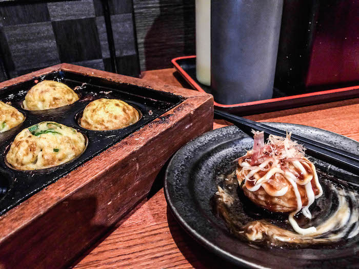 Takoyaki in Osaka Reisefreunde
