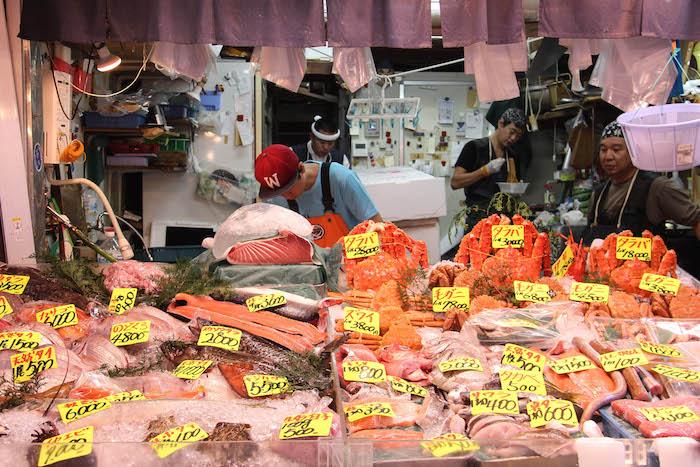 Fischmarkt Tokio 2
