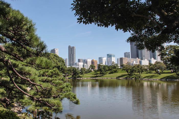 Hamarikyo Garden Tokio