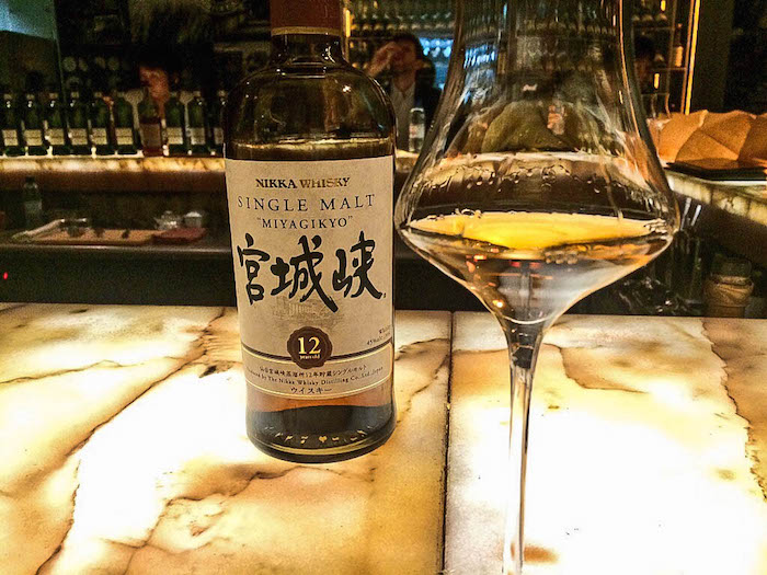 Park Hotel Tokio Whiskey Bar