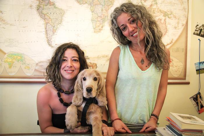 Alessandra und Paola Travelhoo