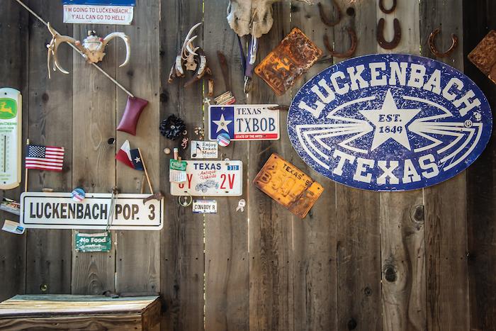 Fredericksburg Texas Guide Luckenbach