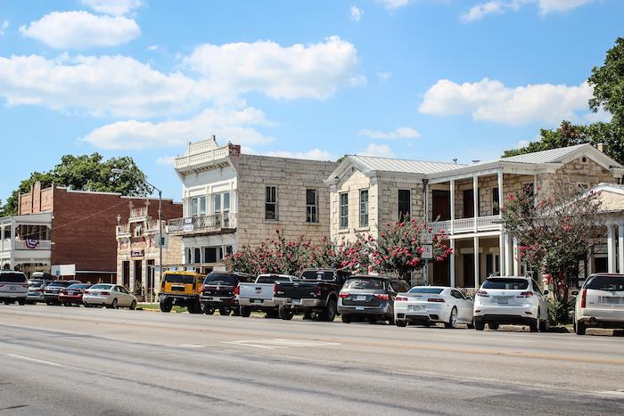 Fredericksburg Texas Guide Main Street