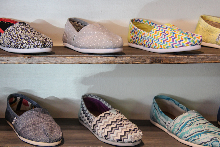 Shopping Toms 72h in Austin Guide