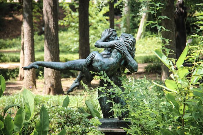 Umlauf Scultpure Garden 72h in Austin Guide