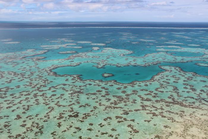 Reefsleep Hardy Reef Helicopter Scenic Flight_