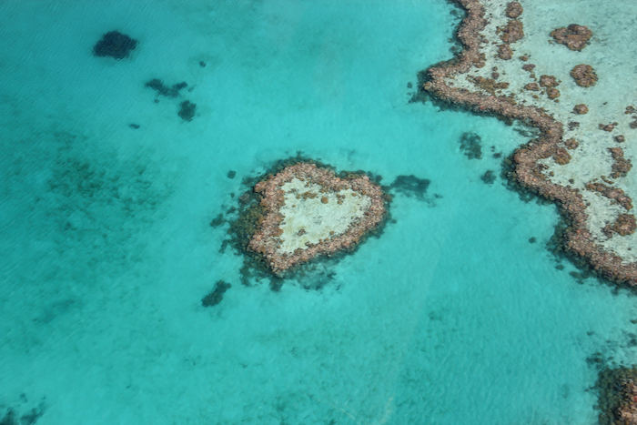 Reefsleep Heart Reef Scenic Flight_