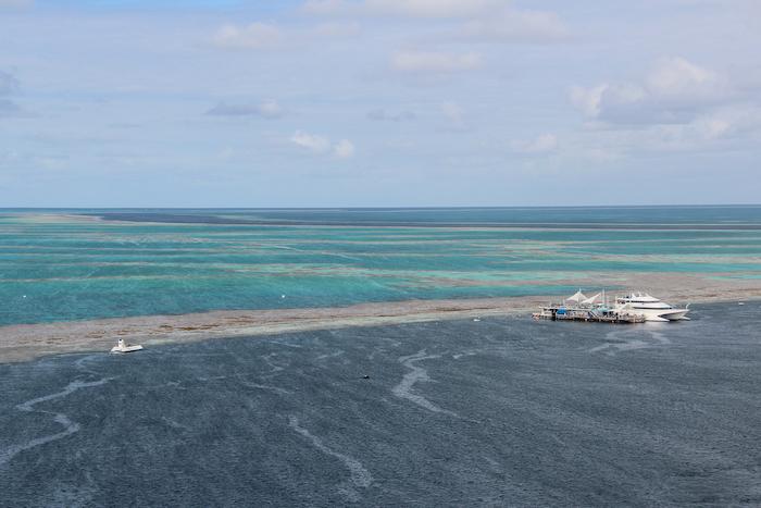 Reefsleep Reefworld Views Scenic Flight 2