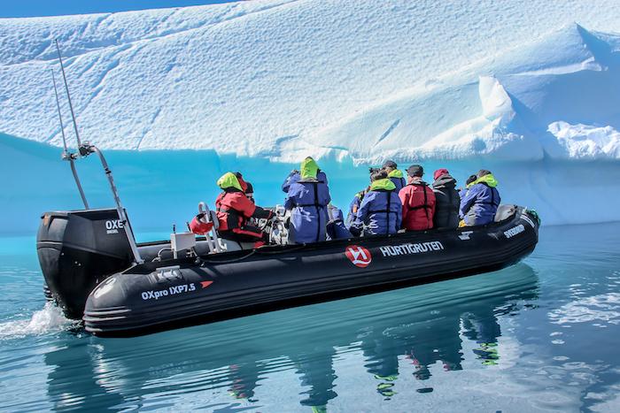 Eisberge Cuverville Island MS Midnatsol Antarktis 8