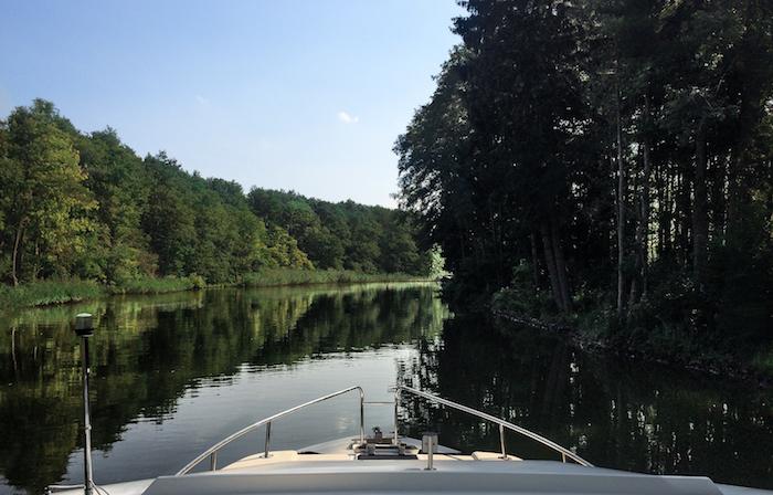 Hausbooturlaub mit Le Boat